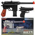 "2x Pistols- 12"" P1308 Spring Airsoft Handgun Gun Air Soft 18"