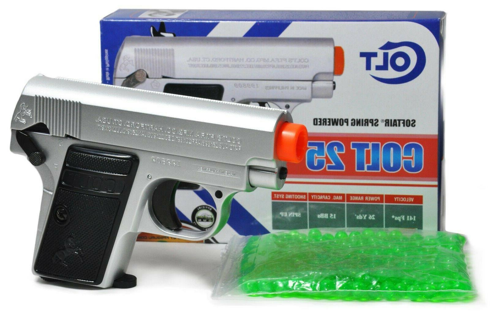 COLT 25 AIRSOFT SPRING FPS FREE SHIPPING