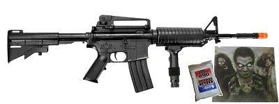 *295 FPS* Spring Airsoft Rifle - 3/4 BBs and