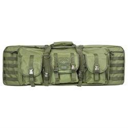 36 DOUBLE RIFLE TACTICAL GUN BAG OD