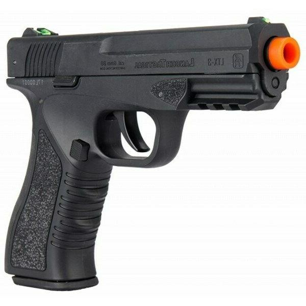 360 FPS LANCER CO2 GAS PISTOL BB