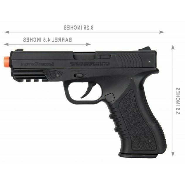 360 FPS CO2 GAS PISTOL HAND GUN BB