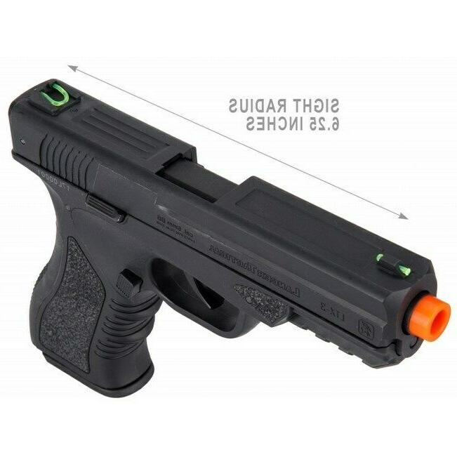 360 LANCER CO2 GAS PISTOL GUN BB