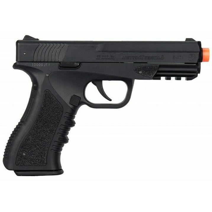 360 fps co2 gas blowback airsoft pistol