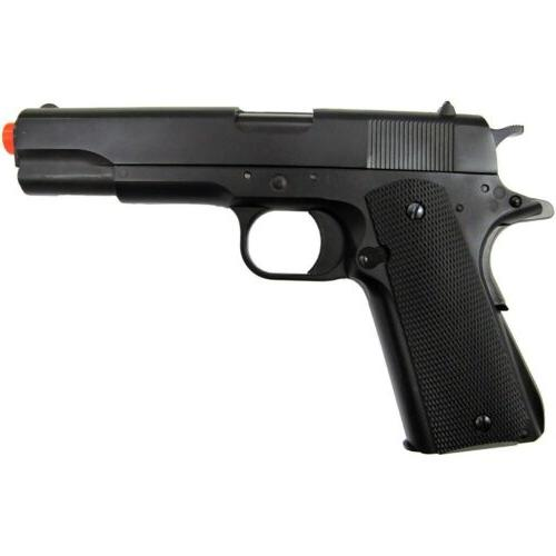 400 FPS METAL M GAS BLOWBACK HAND GUN PISTOL BBs
