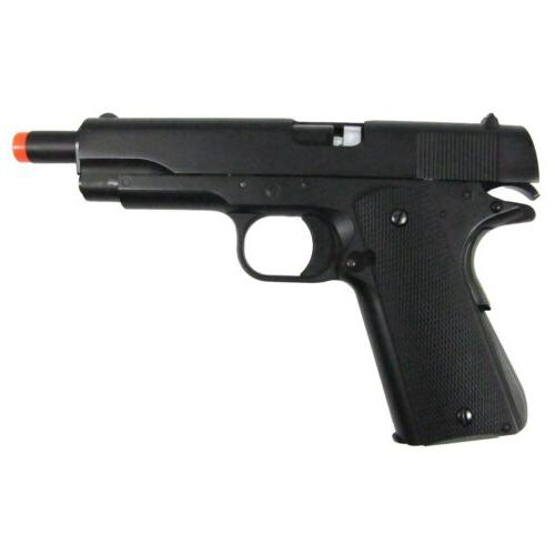 400 FPS METAL M 1911 GAS PISTOL BBs