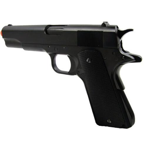 400 WG AIRSOFT METAL CO2 GAS PISTOL BBs