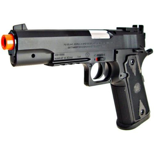 500 fps new airsoft 1911 gas co2 gun pistol 6mm bbs