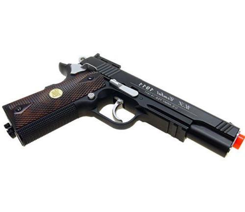 500 fps metal 1911 gas gun bb bbs