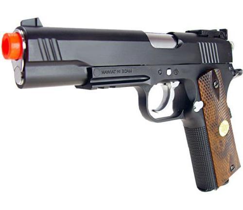 500 new metal 1911 co2 gun pistol w/ 6mm bb