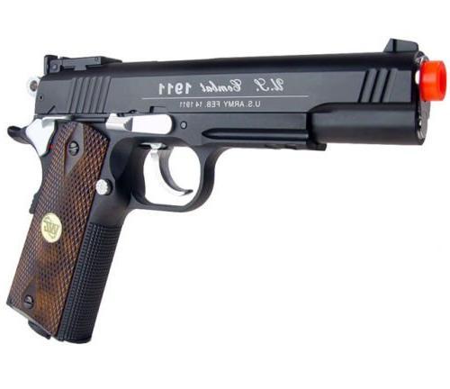 500 new full metal wg gun pistol bb