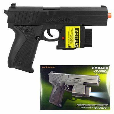 UK Plastic Pistol Gun & M555af