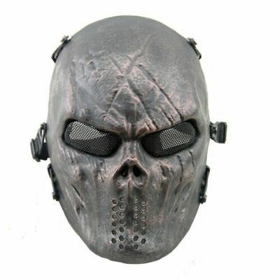 Military Tactical Airsoft SWAT Protective w/ Goggle