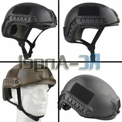 Military Tactical SWAT Helmet w/