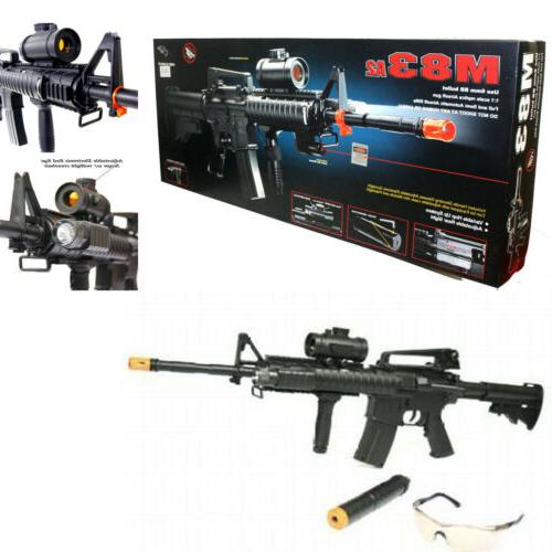 aeg m16 automatic electric airsoft