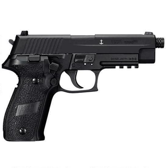 Sig Sauer AIR-226F-177-12G-16-BL P226 Air Pistol .177 CO2 w/