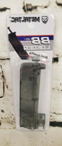 MetalTac Airsoft BB Loader 100 Capacity New