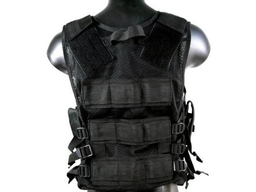 MetalTac Tactical with 9 Pockets and Large