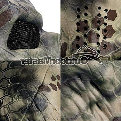 OutdoorMaster Airsoft Mask Eye