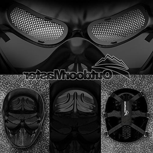 OutdoorMaster Mask Full Eye