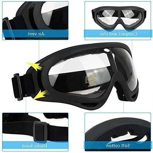 Infityle Airsoft Masks- Face Goggles Hunting, Paintball, Shooting