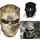 Best Airsoft Masks Alien Predator Skeleton Skull Face Protec