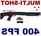 Airsoft Multishot Shotgun Shell Fed Triple Shot 400 FPS Gun