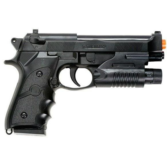 NEW AIRSOFT FULL SPRING PISTOL M9 92 6MM FS BERETTA TACTICAL