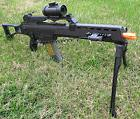 Airsoft Spring Sniper Rifle G36C Style with Metal Laser, Cro