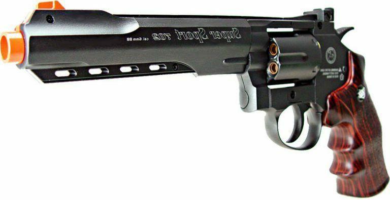 Airsoft Magnum Revolver WG701