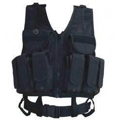 Tippmann Arms Tactical Airsoft Vest - Black