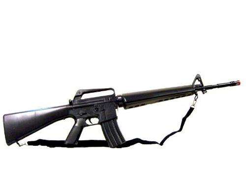 m16 a2 spring powered rifle