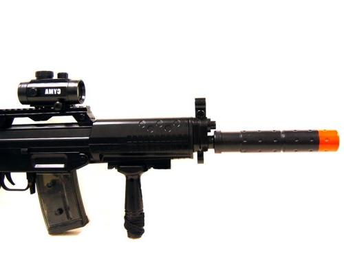 BBTac Airsoft Fully Electric