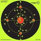 "12"" Bullseye Splatterburst Shooting Targets for Rifle Pistol"
