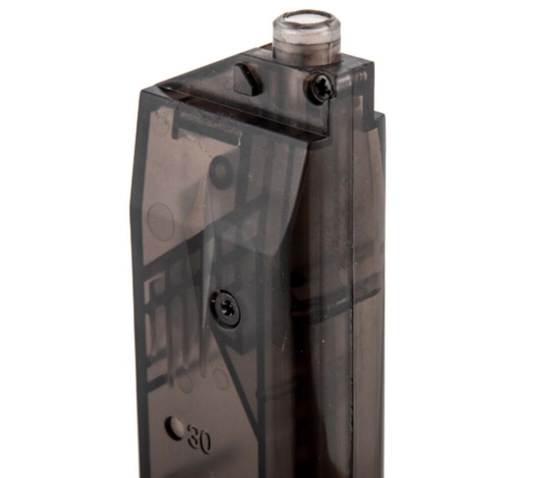 C19 x 3: Lot of 3 BB Speed Loader Gun AEP GNB