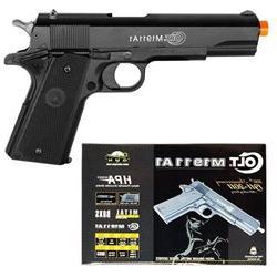 TarrKenn Tarrkenn Colt M1911 A1 Spring Airsoft Hand Gun