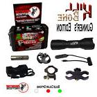 Coyote Light / Hog Light Gun Kit- Predator Tactics GREEN LED