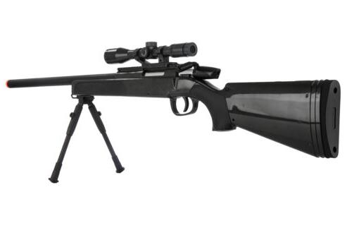 CYMA Spring Powered Airsoft Gun Bolt Action  Replica Sniper
