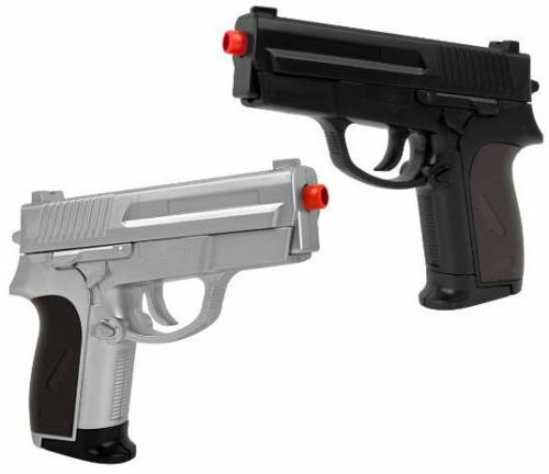 CYMA-TWIN-SPRING-AIRSOFT-DUAL-PISTOL-COMBO-SET-Hand-Gun-w-Case-6mm-BB