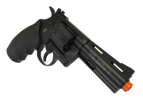 Dan Wesson Skirmish BB Pellet AIrsoft Airgun Revolver Metal