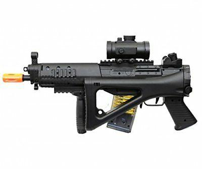 Double Airsoft Rifle w Modes 260 w/ .12g