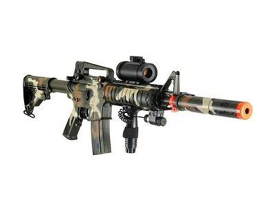 Double M83A2 AEG Tactical : Semi Auto