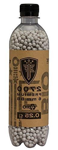 Elite Force 0.25 Gram 5000ct Biodegradable BBs