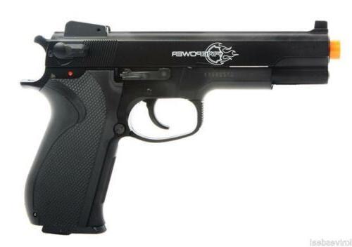 FirePower .45 FPS 328 Spring Airsoft Pistol Metal Slide Hand