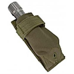 Condor Flashlight Pouch Olive New MA48-001 MOLLE PALS