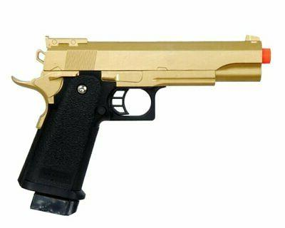 gold metal m 1911 airsoft
