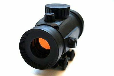 Double Eagle GS11 Airsoft Adjustable Red Dot Sight Scope w/
