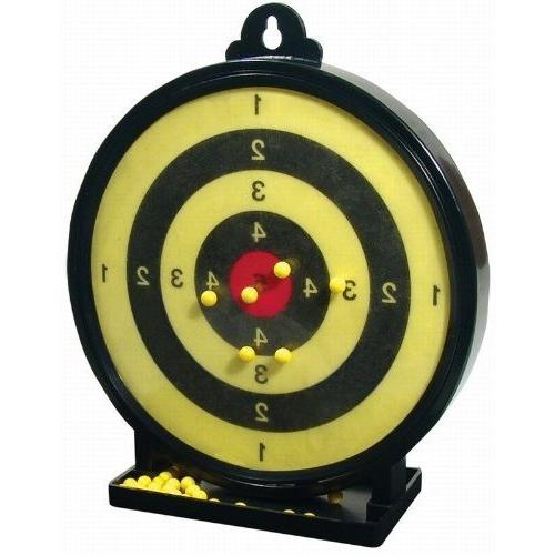 gun round sticky target