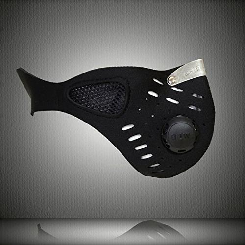 Outgeek Face Anti Dust Windproof Outdoor Cycling Mask Ski