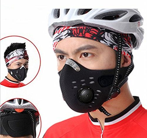 Outgeek Anti Pollution Windproof Outdoor Cycling Ski Mask